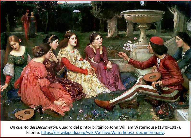 Blog 180414 - La peste - Decamerón