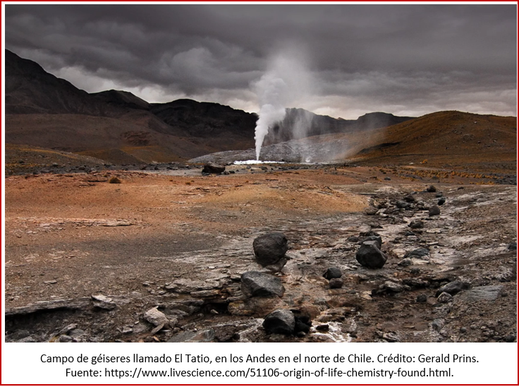 Blog 1812XX - El Tatio