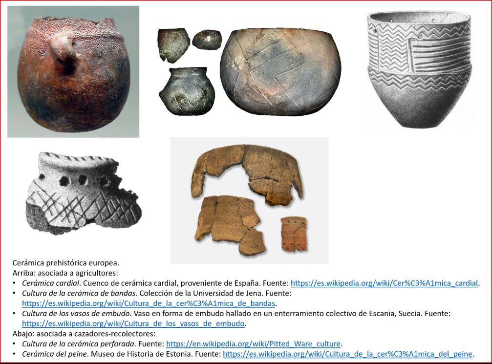 Blog 2006xx - Revolución neolítica 8 - cerámica