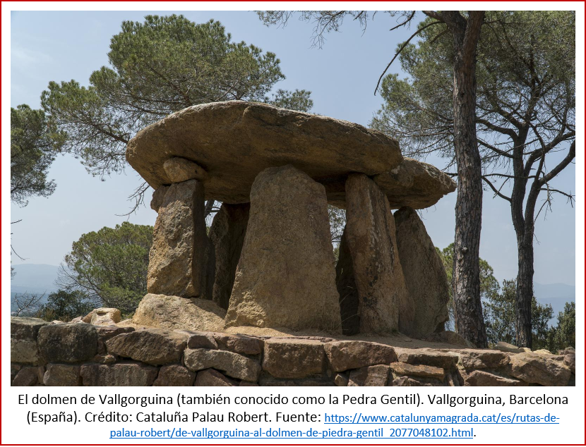Blog 2006xx - Revolución neolítica 8 - dolmen