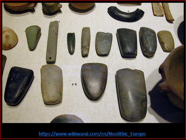 Blog 2006xx - Revolución neolítica 8 - herramientas