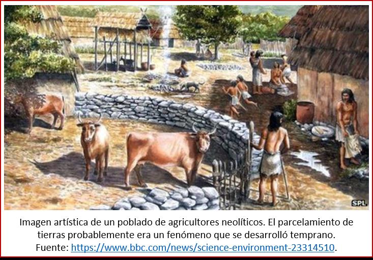 Blog 2006xx - Revolución neolítica 8 - poblado